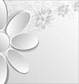 Flowers V vector image
