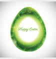 easter egg background 0702 vector image