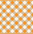 argyle halloween seamless pattern vector image