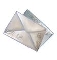 pastel-envelopes vector image