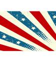 patriotic background vector image