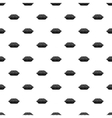 Pie pattern simple style vector image