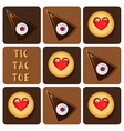 CookieCake vector image