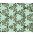 Seamless abstract kaleidoscope pattern vector image