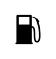 Gas pump Icon Flat vector image