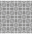 Retro ornamental seamless pattern vector image