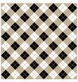 Argyle Seamless Diamonds vector image