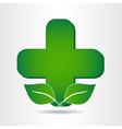 Green Pharmacy 003 vector image