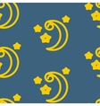 Moons Pattern vector image
