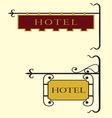Hotel znakovi novi12 resize vector image vector image