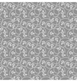 Seamless pattern marine theme vector image