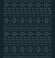 geometric ethnic ornament vector image