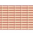 Seamless arrow pattern vector image vector image