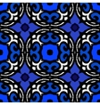 ethnic pattern with Turkish motifs vector image