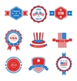 Collection of Various Graphics Objects and Labels vector image