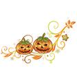 Halloween decoration vector image vector image
