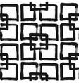 Square Grunge Background vector image