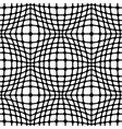 Grid pattern vector image vector image
