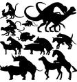 Animals mating vector image