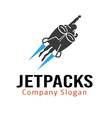 Jet Packs Design vector image