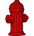 hydrant vector image