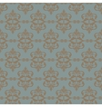 vintage brown pattern vector image