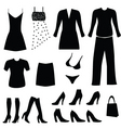 clothing and fashion vector image