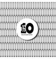 stapler texture background Eps10 vector image