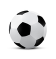 Football - Soccer Ball vector image