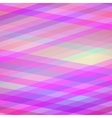 Abstract Retro Striped Background vector image vector image