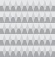 Grayscale seamless pattern geometric vector image