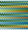Abstract colorful waves vector image vector image