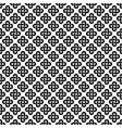 solomon knot seamless pattern vector image
