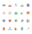 Communication Icons 13 vector image