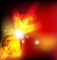 arrow battle vector image