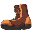 Boots vector image