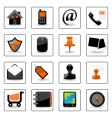 computer icons vector image
