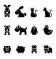 pet icon vector image