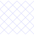 Purple Grid White Diamond Background vector image