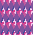 Geometrical rhombus seamless pattern Abstract back vector image