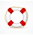 Life Buoy Ring vector image