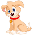 Cute Dog vector image
