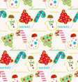 Merry Christmas Backgrounds vector image
