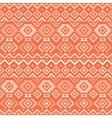 monochrome tribal ornament vector image