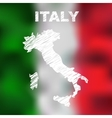 Italian Abstract Map vector image