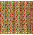 Stripes pattern design vector image