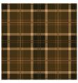 Seamless Tartan Brown Pattern Design