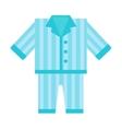 Pajamas doodle vector image