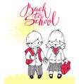School vector image