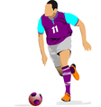 al 0408 soccer 01 vector image